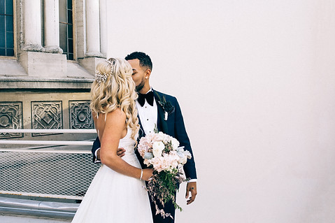 Elyse + Cameron Los Angeles Wedding