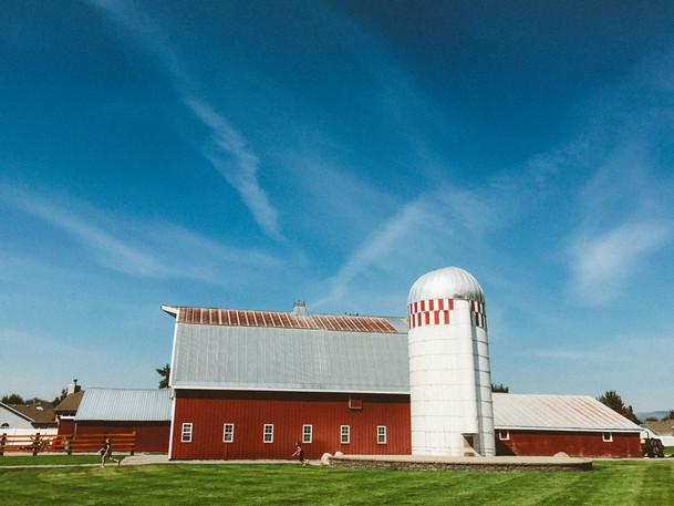 Farmhouse Idaho