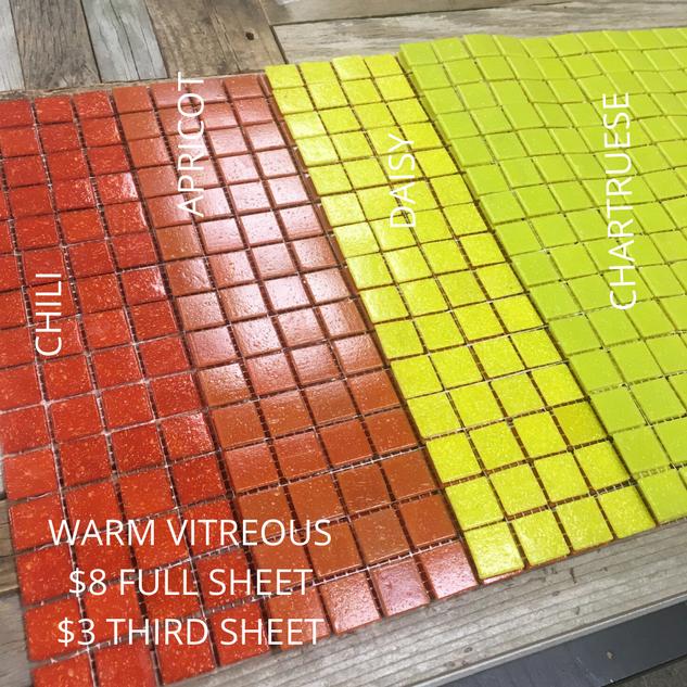 Warm Vitreous