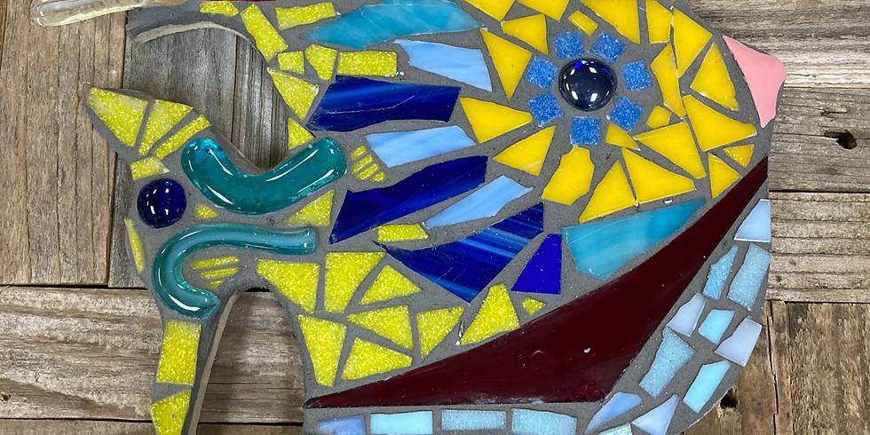 Mosaic Shapes Studio