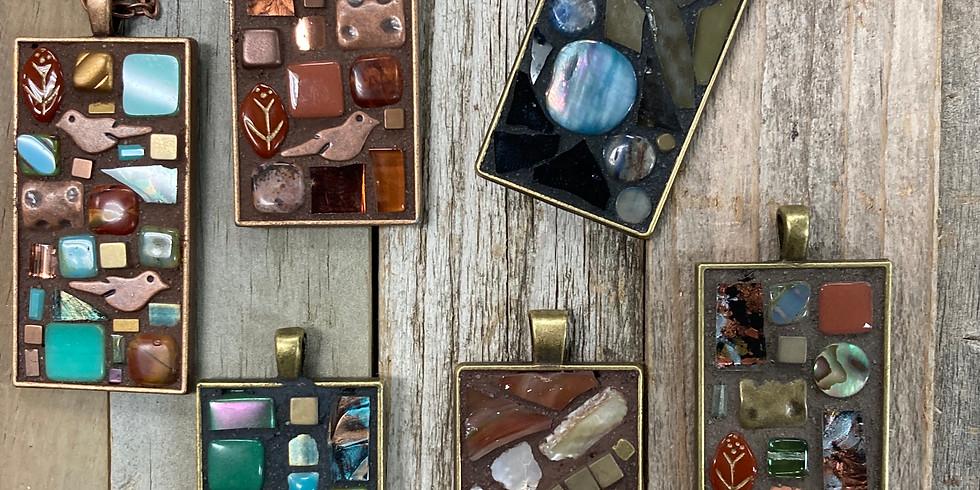 Mosaic Pendants