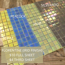 Florentine Irid Finish
