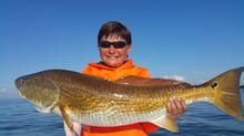 The Best Redfish Season Ever!!!