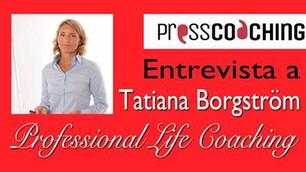 Ho avuto il onore di essere intervistata da Press Coaching!