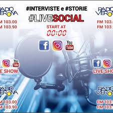 Radio Verona: Live Social