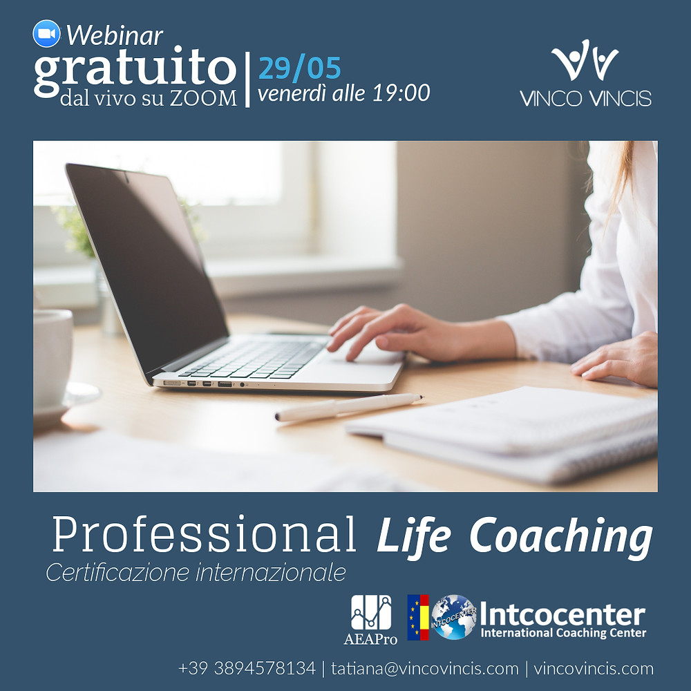 Professional Life Coaching