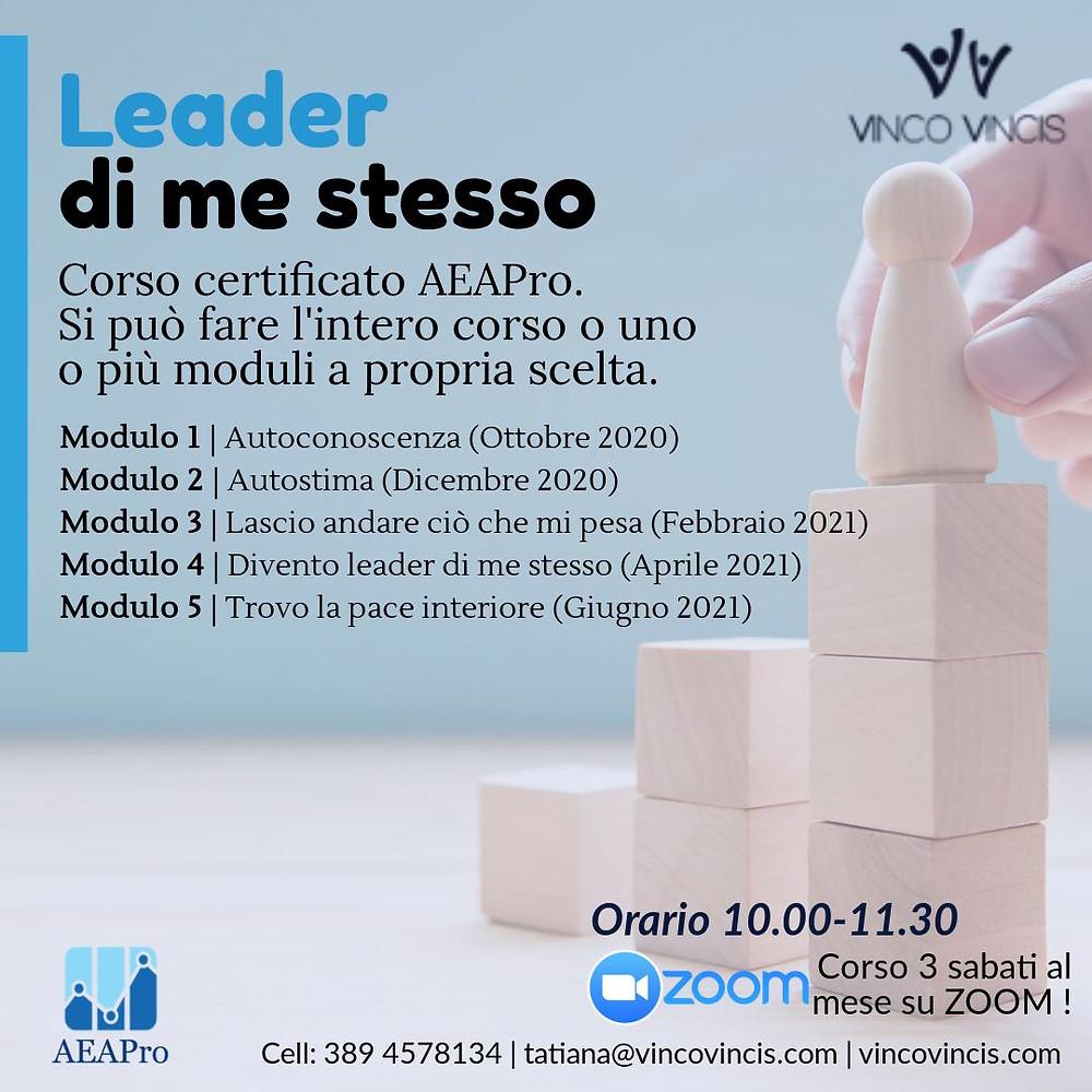Leader di me stesso