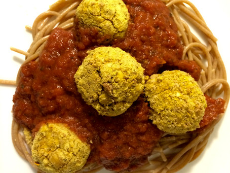 Italian Bean Balls