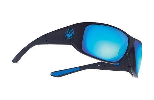 DRAGON WATERMAN X - MATTE BLACK / BLUE ION PERFORMANCE POLAR