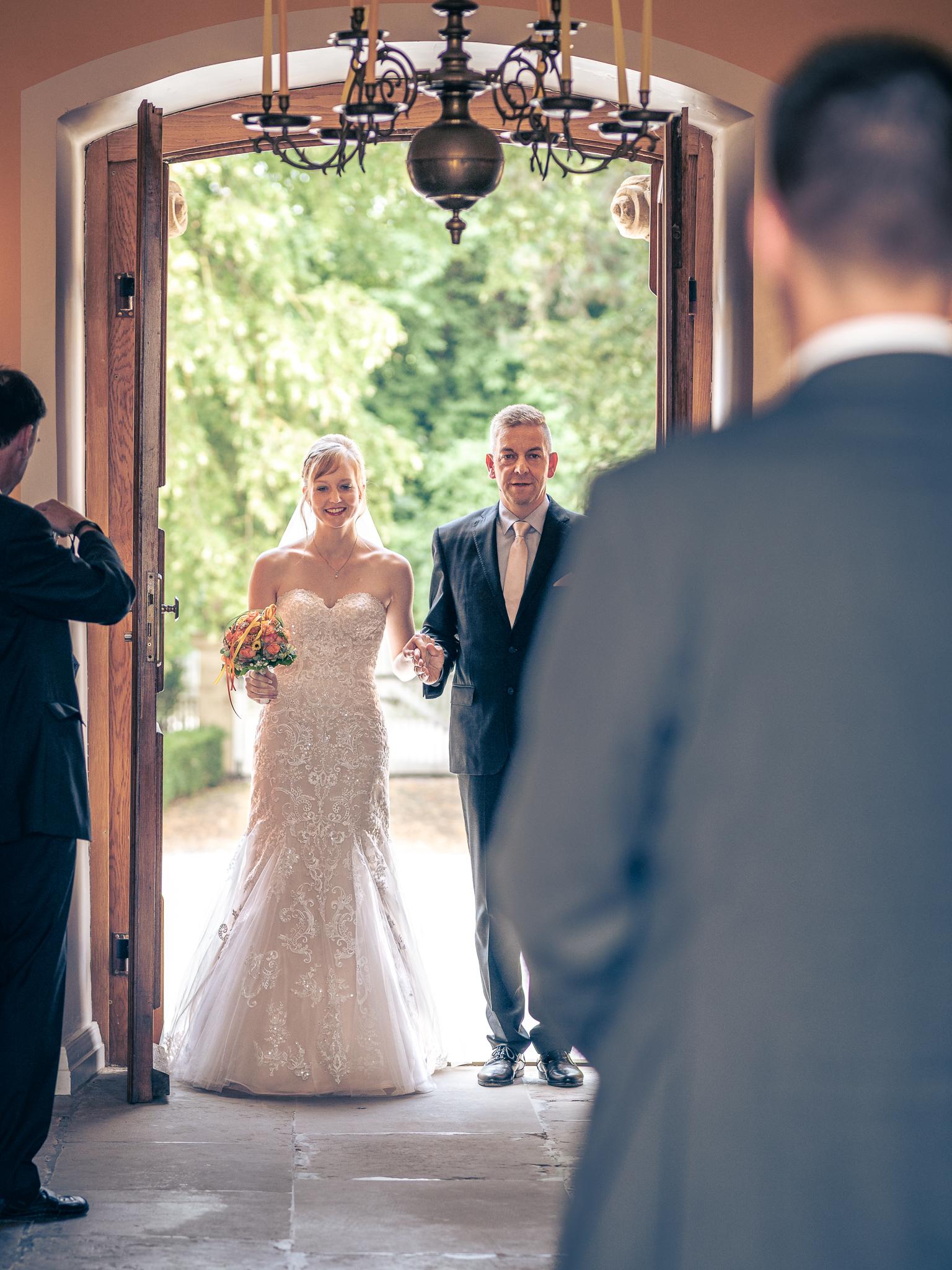 Hochzeit, Schloss Massenbach