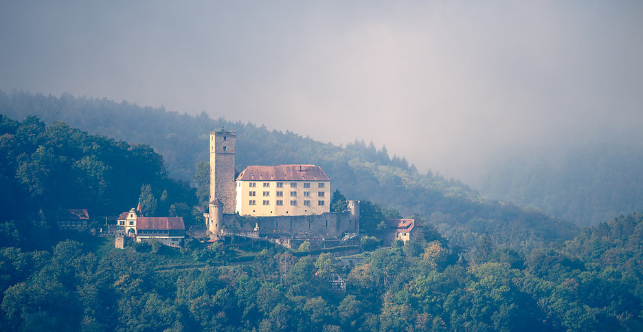 Hochzeit Burg Guttenberg