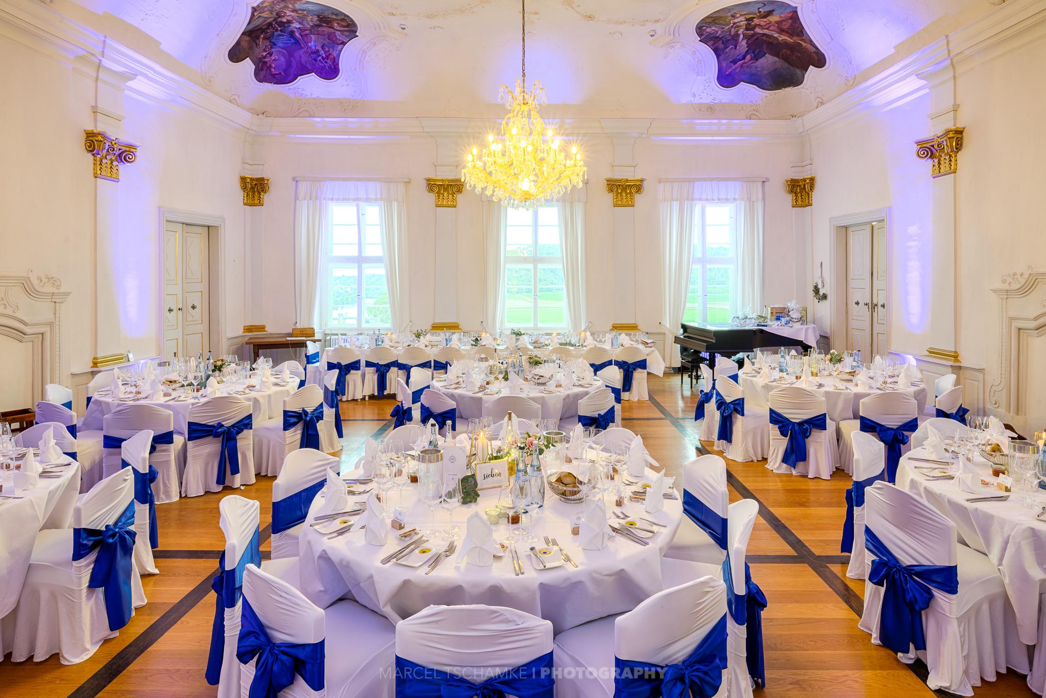 Festsaal Schloss Horneck
