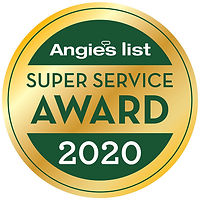 Angies List Award Wilbers Painting 2020.