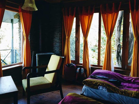 Waking Up In Binsar Forest Retreat