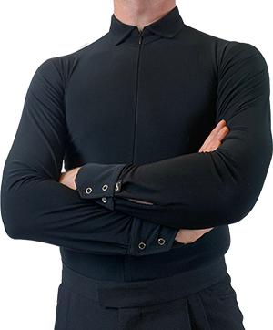 Рубашка для спортивных бальых танцев на заказ