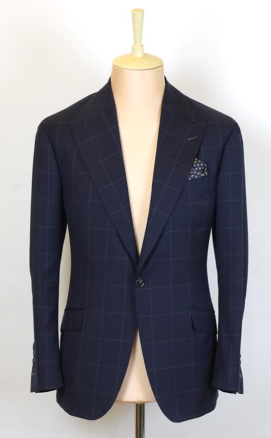 Мужской пиджак в неаполитанском стиле