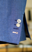 Пиджак ручной работы