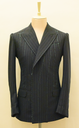 Двубортный пиджак на заказ