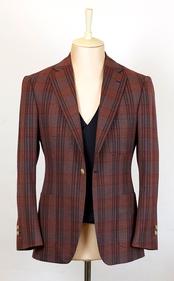 Неформальный пиджак ручной работы