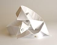 воротничок для фрачной рубашки тканевый