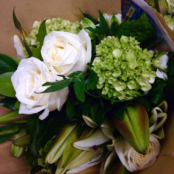 Landmark Flowers // Dawn Mooney