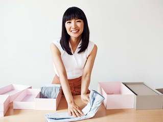 KEYS TO LIFE TRANSFORMATION – WHY MARIE KONDO'S SYSTEM WORKS