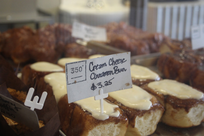 I'll bet you dollars to donuts, you'll love 350 Bakehouse and Cafe