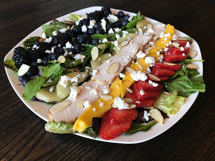Salad Recipe Coach Anita Reimer
