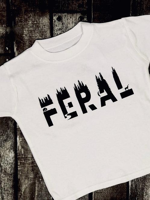 Feral Top/Raglan