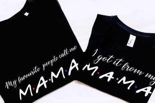 Mama twinning set