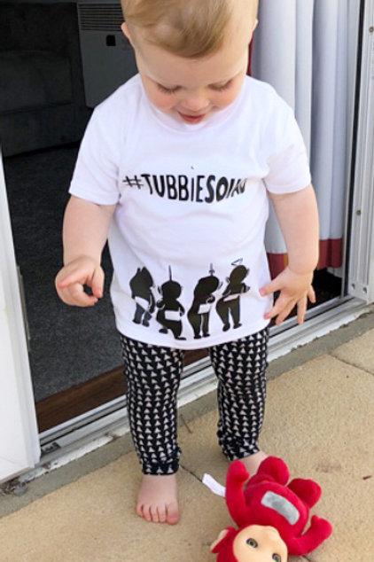 Tubbiesquad Top