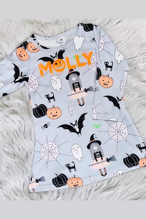 Thirteen Thursday - halloween dress