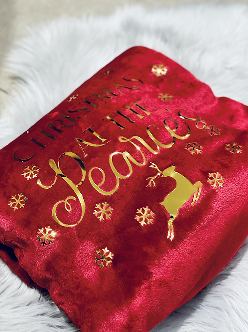 Christmas blanket - intro offer no codes!!