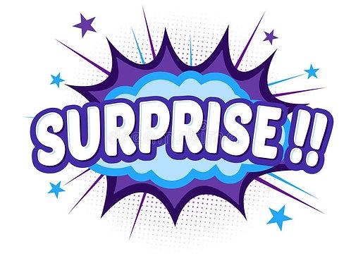 Surprise  -NO CODES!