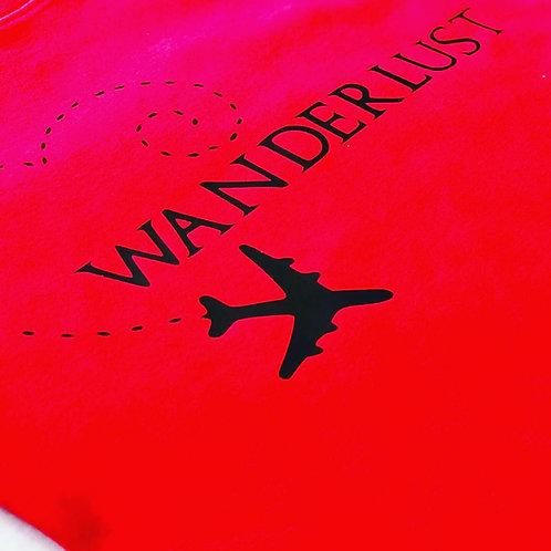 Wanderlust Top