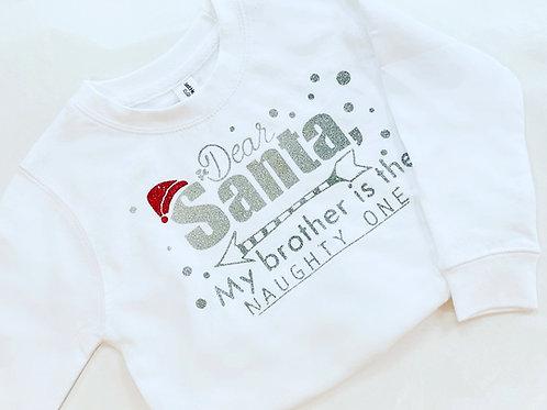 Dear santa Sweater