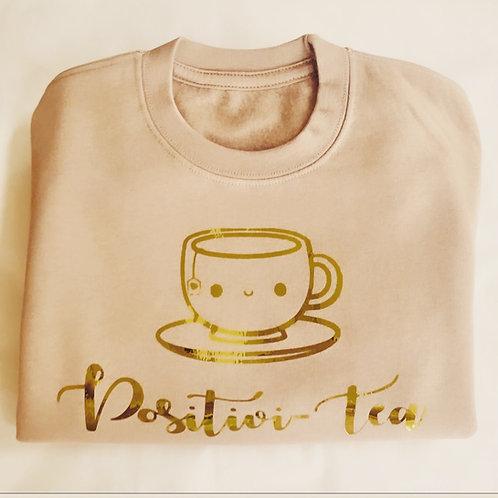 Positive-Tea top - kids