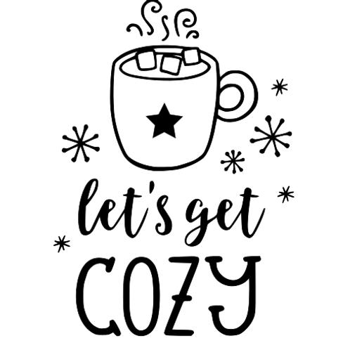 Let's get cozy  top