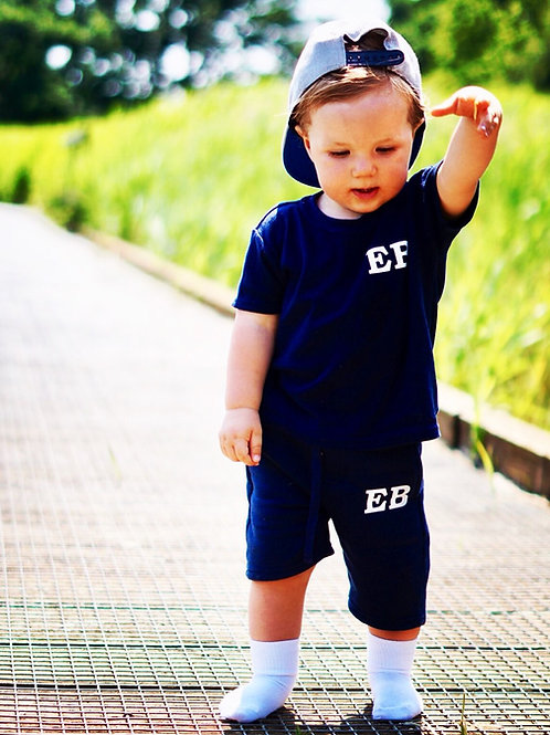 Personalised Short & Tee Set