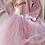 Thumbnail: Long sleeve Sketch heart Tutu Dress