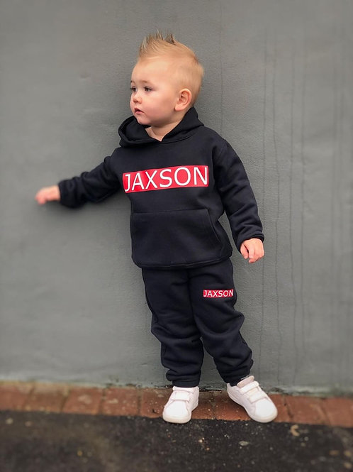 Supreme Inspired Personalised  Tracksuit