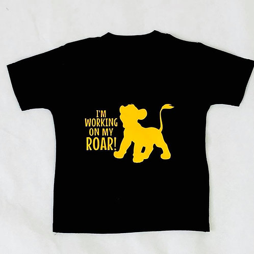 Lion King Themed Top