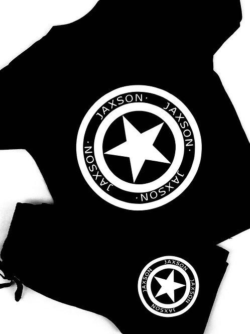 Jaxson Star Personalised Short & Tee Set