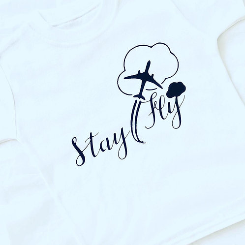 Stay Fly Top