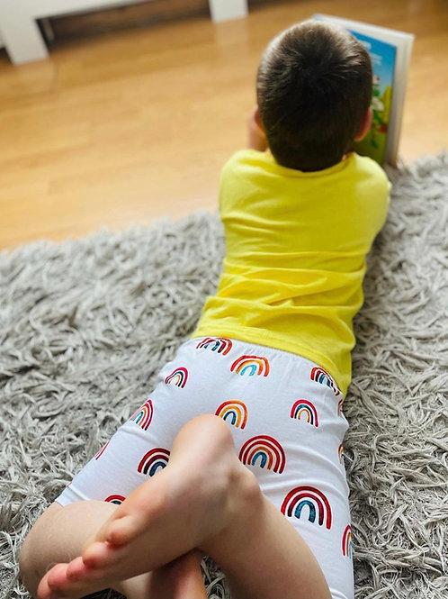 Rainbow and Sunshine shorts