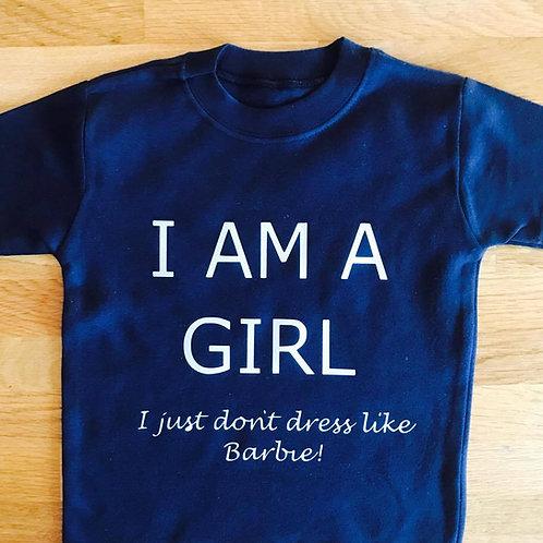 I am a Girl Top