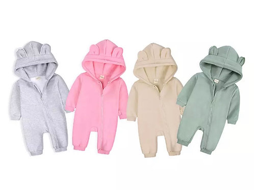 Bear Eared onesie - intro offer - no codes