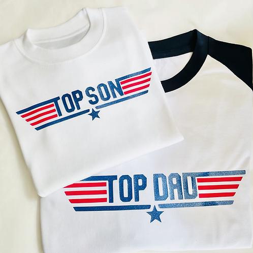 Top Dad Twinning Set - NO CODES