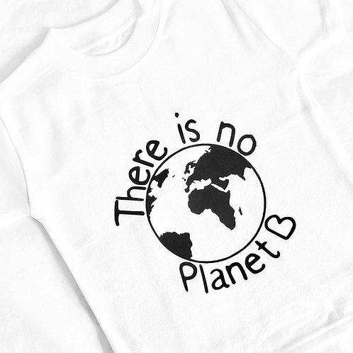 There Is No Planet B Top