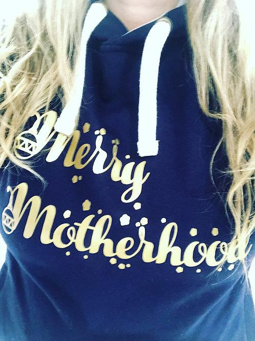 Merry Motherhood Hoodie